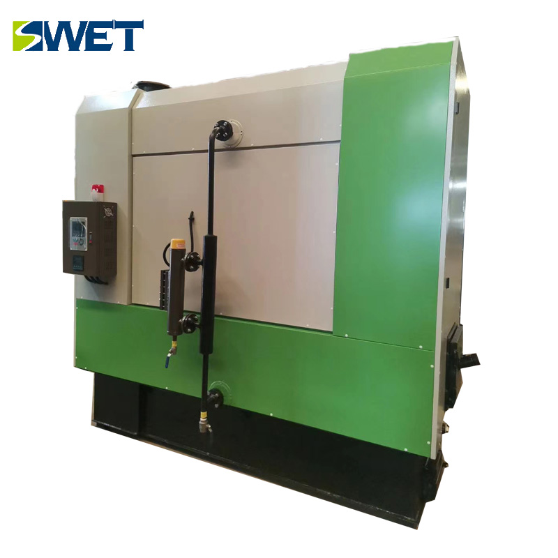 Environmental protection green 500kg biomass steam boiler