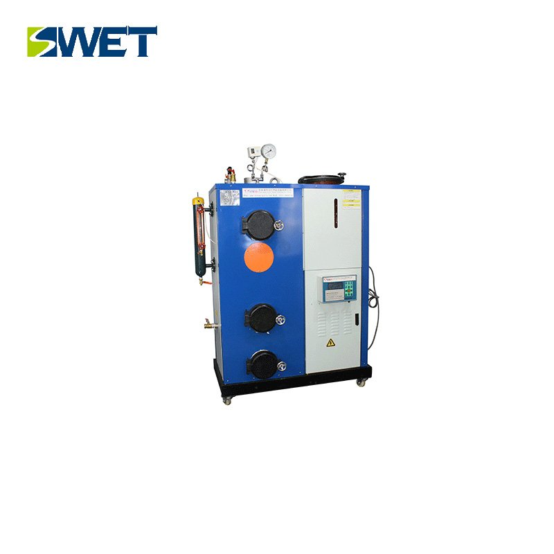 100kg Oil Gas Steam Generator