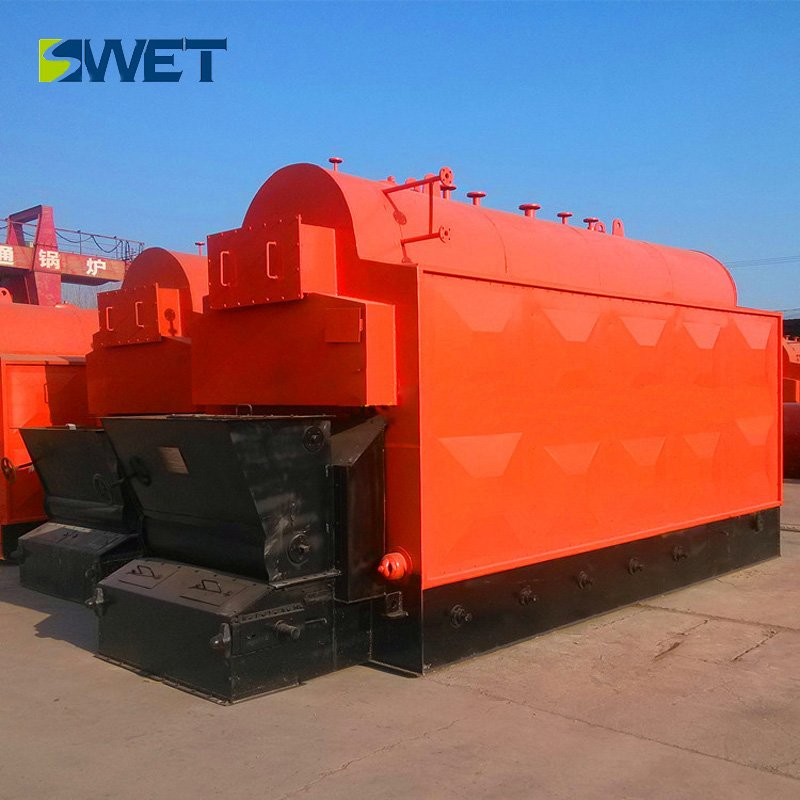 Industrial 25t/h Biomass / Coal SZL Steam boiler