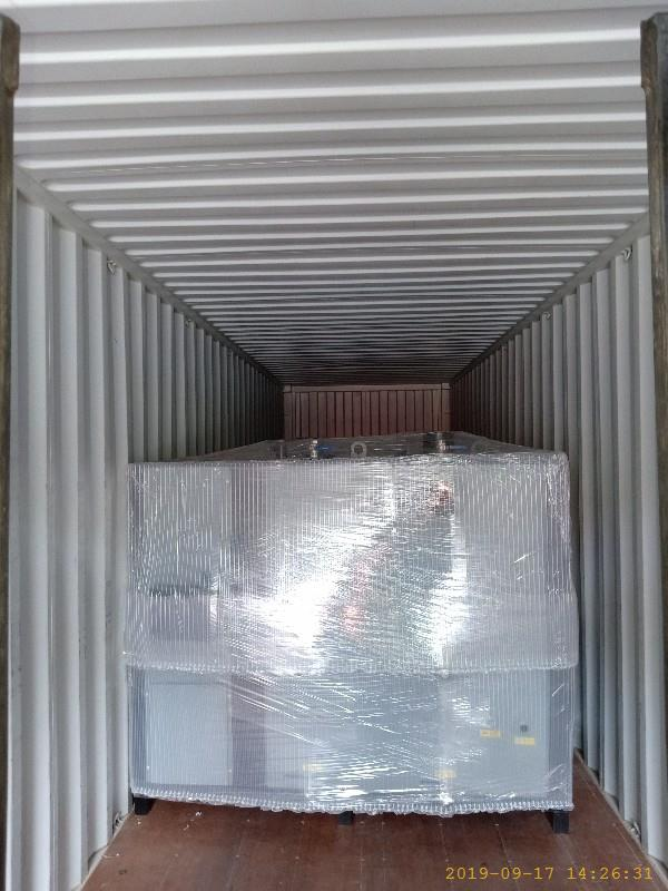 20 sets biomass steam boilers was sent to Mexico
