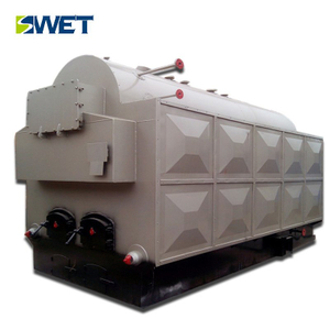 Industrial 15t/h Biomass / Coal SZL Steam boiler