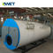 WNS1.4 MW gas oil fired hot water boiler